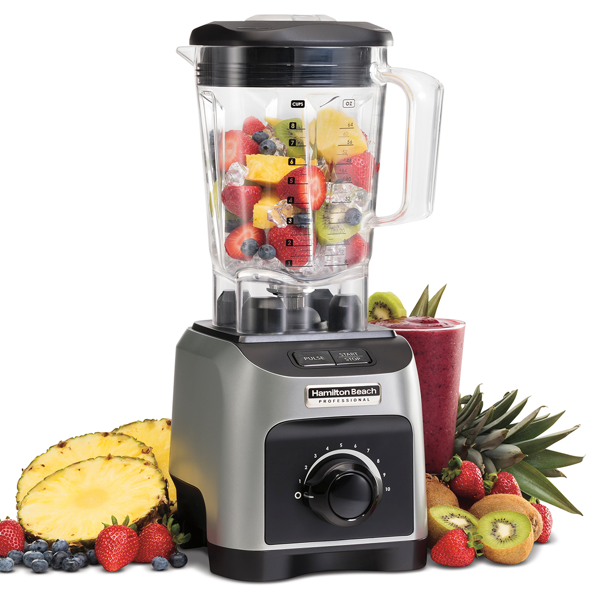 Hamilton Beach® Professional 1800 Watt Peak Power Blender (58800)