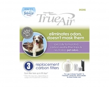 TrueAir® Replacement Carbon Pet Filter 3-Pack (04234G)