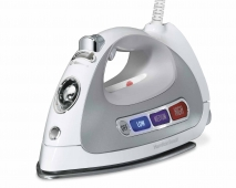 Easy Touch™ Iron with Stainless Steel Soleplate and Chrome Accents (14415)