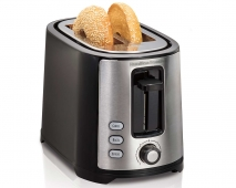 Extra-Wide Slot 2-Slice Toaster (22633)