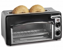 Toastation® Toaster & Oven - Black (22708)