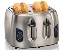 4 Slice Digital Toaster (24702)