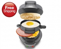 Breakfast Sandwich Maker (25475)