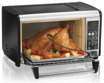 Set & Forget™ Toaster Oven with Convection Cooking (31230)