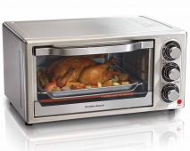 Stainless Steel 6 Slice Toaster Oven (31511)
