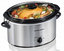 5 Quart Portable Slow Cooker (33156SZ)