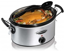 Stay or Go® 6 Quart Slow Cooker (33162)