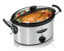 Stay or Go® 5 Quart Slow Cooker (33169)
