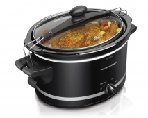 Stay or Go® 4 Quart Slow Cooker (33245)
