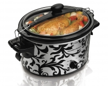 Stay or Go® 4 Quart Slow Cooker (33246T)