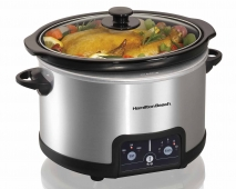Programmable 4 1/2 Quart Slow Cooker (33247)