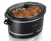 5 Quart Portable Slow Cooker (33250)