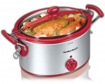 Ensemble™ Stay or Go® 5 Quart Slow Cooker (33254H)