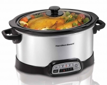 Programmable 6 Quart Slow Cooker (33463)
