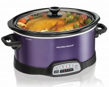 Programmable 6 Quart Slow Cooker (33469)