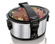 Stay or Go® 7 Quart Portable Slow Cooker (33471)