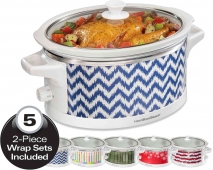 Wrap & Serve™ 6 Quart Slow Cooker (33760)