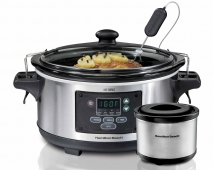 Set & Forget® 6 Qt. Programmable Slow Cooker (33863)