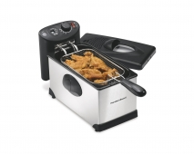 12 Cup Oil Capacity Deep Fryer (35030)
