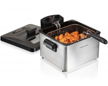 19 Cup Oil Capacity Professional-Style Deep Fryer (35034)