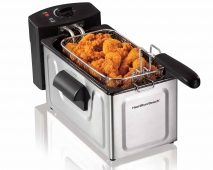 8 Cup Oil Capacity Professional Deep Fryer (35325)