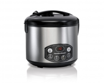 Digital Simplicity™ Deluxe Rice Cooker/Steamer (37536)