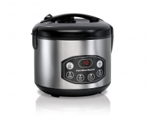 Digital Simplicity™ Rice Cooker/Steamer (37539)