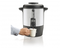 40 Cup Dispensing Coffee Urn (40514)