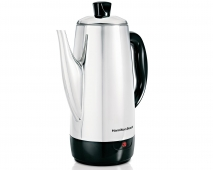 Stainless Steel 12 Cup Percolator (40616)