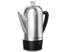 12 Cup Stainless Steel Percolator (40622)
