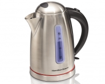 1.7 Liter Stainless Steel Electric Kettle (40988)
