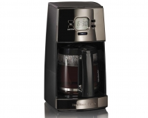 Black Ice™ Metal Collection 12 Cup Coffee Maker (43255)