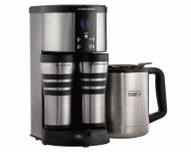 Stay or Go® Custom Pair™ Deluxe Coffee Maker (45238R)