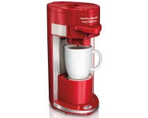 FlexBrew® Single-Serve Coffeemaker - Red (49962)
