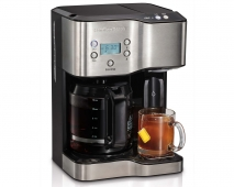 Coffee Maker & Hot Water Dispenser (49982)