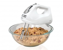 Hand Mixer with Snap-On Case (62632R)