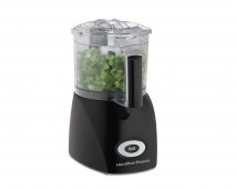 ChefPrep™ 3 Cup Chopper - Black (72705)