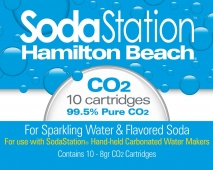 SodaStation CO2 Cartridges(10)