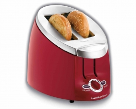 Ensemble™ 2 Slice Bagel Toaster - Red (22002H)