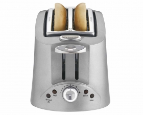 Eclectrics® Sterling All-Metal Toaster (22110)