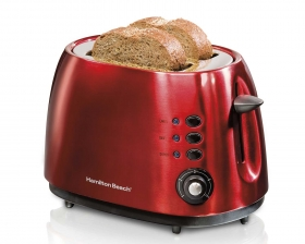 2 Slice Metal Toaster (22524E)