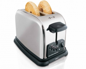 Classic Chrome 2 Slice Toaster (22600)