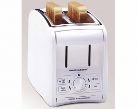 PerfectToast 2 Slice Toaster - White (22655C)