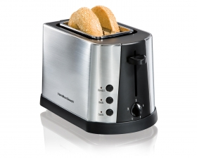Stainless Steel Toasters.