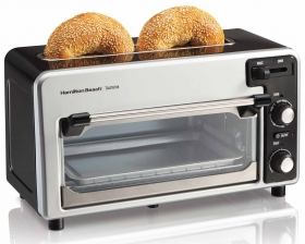 Toastation® Toaster & Oven.