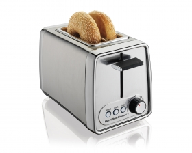 Modern Chrome 2 Slice Toaster (22791)