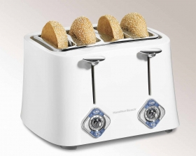 4 Slice Bagel Toaster (24625)