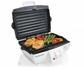Indoor Grill with Removable Grids (25285)