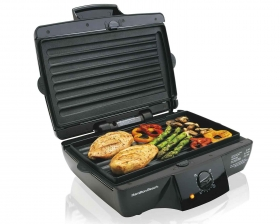 Indoor Grill with Removable Grids - Extra Large (25325)