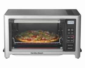 Convection 6 Slice Nonstick Toaster Oven/Broiler (31150)